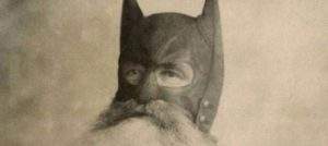 Batman was real!
