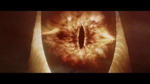 "Das ""Auge des Saurons"" para 5 APLAZAR"