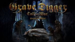DBD: Call For War - Grave Digger