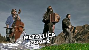 DBD: Moth Into Flame (Metallica Jodel Cover) - Dr. Eidgenoss