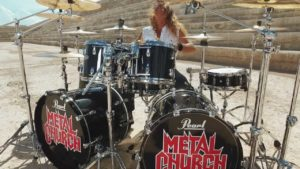 DBD: AGULHA e sutura - Metal Church