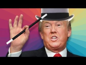 Donald Trump: Magician-In-Chief