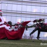 Gay Mikołaja z Boston Dynamics Big Dog