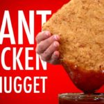 Gigantisch gana en total Chicken McNuggets