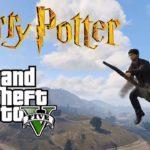 GTA V Harry-Potter-Mod