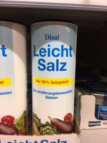 """""""Leicht Salz"""": Ernährungsbewusst Salzen"""
