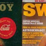 Geile Magazincover für harte Weihnachts(baum)ständer