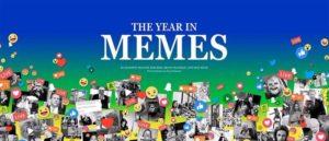 Das Jahr 2016 in Memes