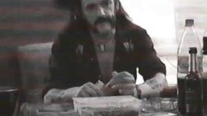 Motorhead: video di scene inedite di Lemmy