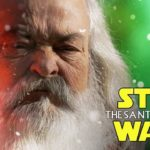 star wars: Santa Menace (SANTA vs JESUS)