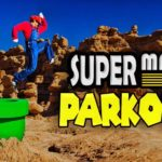 Super Mario Run rencontre Parkour in Real Life