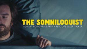 The Somniloquist: Adam Rosenberg nimmt ein Jahr lang alles auf, was er im Schlaf redet