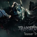 Transformers 5: The Last Knight – Aanhangwagen
