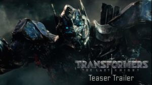 Transformers 5: The Last Knight - Trailer