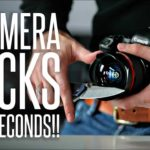 Otte kamera tricks i 90 Second