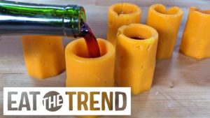 Shot Glasses Cheese