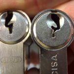 La cosa più difficile da decifrare serrature