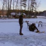 Ice Carousel: Como finlandeses se divertir