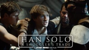 Han Solo: A Smuggler's Trade - A Star Wars Story