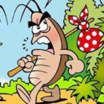 Sono uno scarafaggio, me uscire di qui!