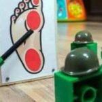 tijolos de Lego militantes e sua missão secreta
