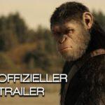 Planet is Affen: Survival – German Trailer
