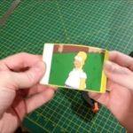 Bir GIF yazdırma: GIF Yazdır Flipbook için