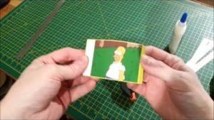 Impression d'un GIF: GIFs à Flipbook Imprimer