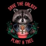 Save the Galaxy – Plant a Tree