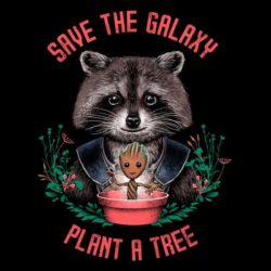 Save the Galaxy - Plant a Tree