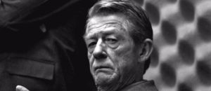 Sir John Hurt mit 77 Ã…r dog