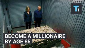Spar dich reich! Wie man mit 65 Jahren Millionär wird