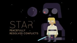 Star Peacefully Resolved Conflicts