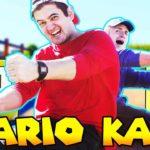 Stop-Motion prawdziwym życiu Mario Kart Deluxe