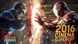 Vuosi Elokuvat: 2016 Cinema Supercut