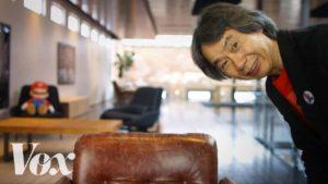 Como creador de Super Mario, Shigeru Miyamoto hace que los juegos de video