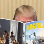 Border Wall: IKEA offers a convenient alternative for Trumps Mauerbau to