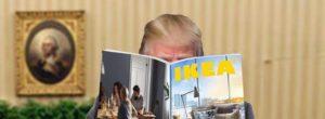 Börder Wåll: IKEA bietet eine günstige Alternative für Trumps Mauerbau an