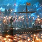 Up Helly Aa: Fotos vom Wikinger Festival in Schottland