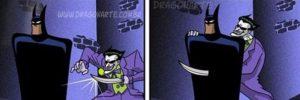 Batman ist Allzeit bereit