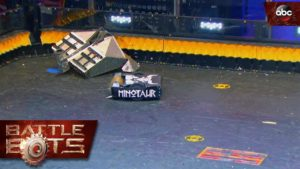 BattleBots: Blacksmith vs. Minotaur