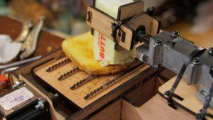 Farlig Toast smør Robot