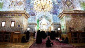 Die schimmernde Schönheit iranischer Glasmosaiken