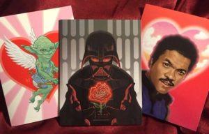 Geekige Valentinstagskarten