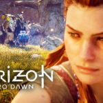 Horizonte Cero amanecer Gameplay Video