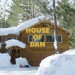Casa di Dan: divertimento Un minuto di snowboard