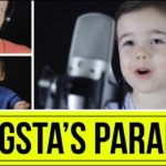 "Kids covern ""Gangsters paradis"""