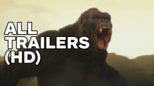Kong: Skull Island - perävaunut