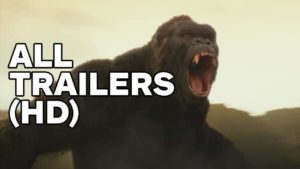 Kong: skull Island - reboques