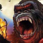 Japanske plakat Kong: Skull Island